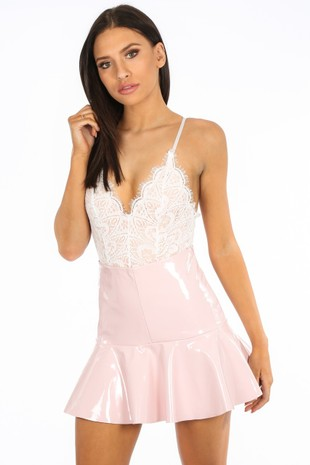 b/771/21803-_Vinyl_Peplum_Hem_Mini_Skirt_In_Pink-2__97610.jpg