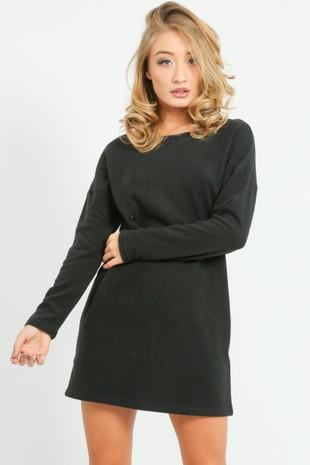 v/375/21832-_Round_Neck_Casual_Fleece_Dress_In_Black-2__46268.jpg