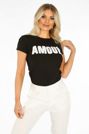 Armour Slogan T-Shirt