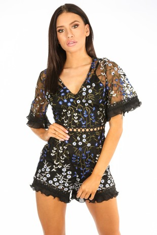 x/130/Embroidered_Lace_Short_Sleeve_Playsuit_In_Black-2__25150.jpg
