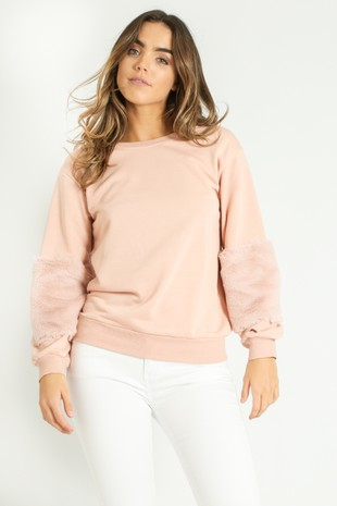 k/396/Faux_Fur_Sweatshirt_in_Pink-2__92621.jpg