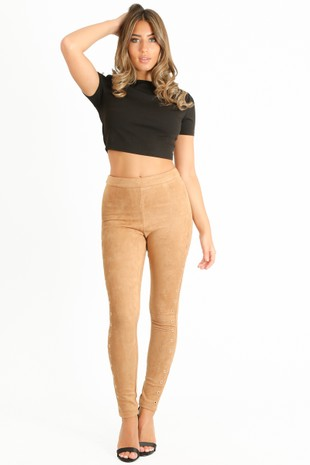 c/823/Faux_Suede_Legging_With_Eyelet_Detail_In_Camel__18433.jpg