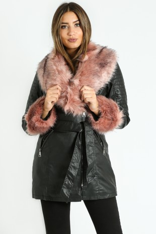 s/094/Pink_Faux_Fur_Collar_Belted_Biker_Coat_In_Black-4__46802.jpg