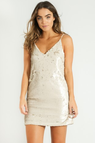 n/715/Sequin_Cami_Dress_With_Split_In_Cream-2__72150.jpg