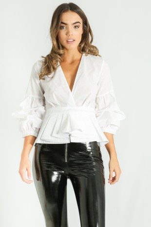 l/738/V-Neck_Puff_Sleeve_Peplum_Blouse_In_White-2__81203.jpg