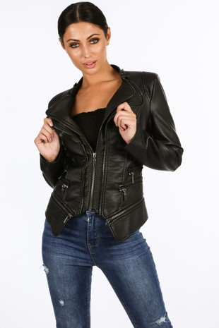h/423/V1834-_Black_Double_Zip_PU_Biker_Jacket-3__92979.jpg