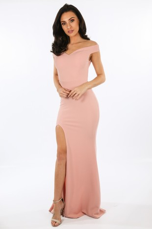 p/391/W1639-_Pink_Bardot_Maxi_Dress_With_Front_Split__19946.jpg