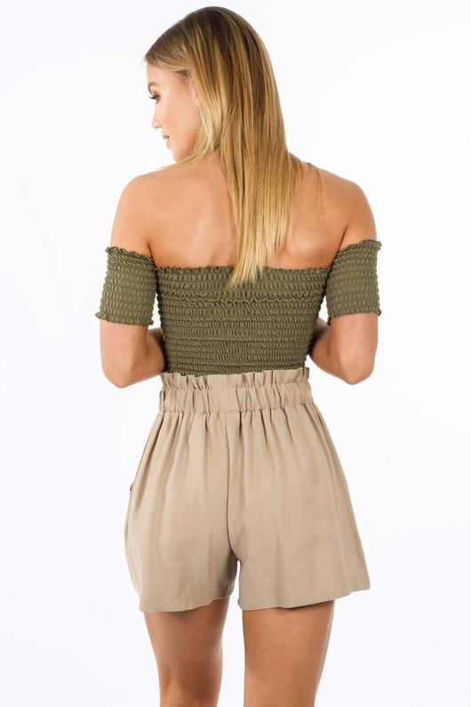 e/972/0126-_Off_The_Shoulder_Shirred_Bardot_Top_In_Khaki-4__64628.jpg