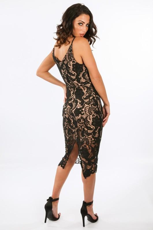 g/024/11451-_Crochet_Contrast_Plunge_Neck_Bodycon_Dress_Black-4__50885.jpg