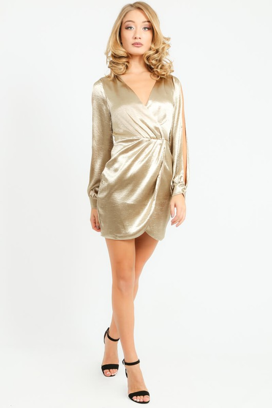 i/746/11462-_Satin_Open_Sleeve_Dress_In_Gold-5__24264.jpg