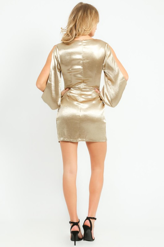 n/136/11462-_Satin_Open_Sleeve_Dress_In_Gold-6__08215.jpg