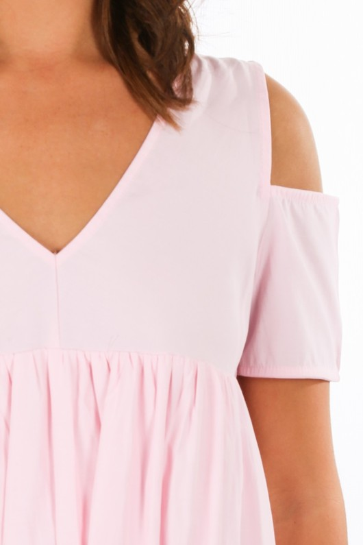 s/298/11616-_Cold_Shoulder_Oversized_Cotton_Playsuit_With_Dress_Overlay_In_Pink-4__32076.jpg