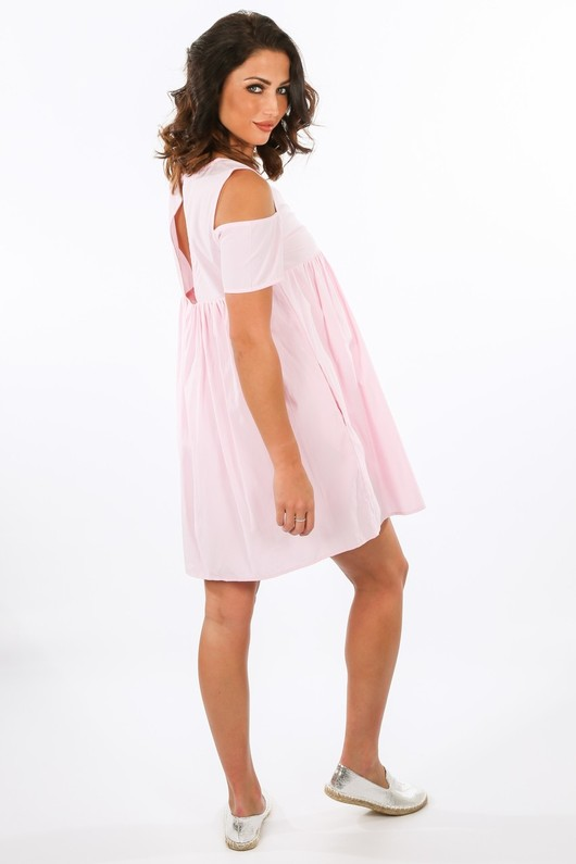 m/779/11616-_Cold_Shoulder_Oversized_Cotton_Playsuit_With_Dress_Overlay_In_Pink-6__39206.jpg