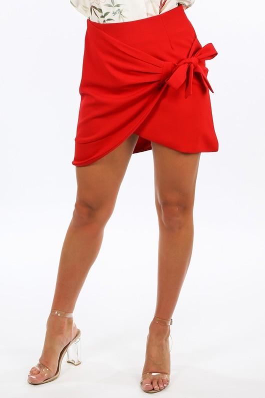 y/334/11883-_Tie_Side_Cross_Over_Mini_Skirt_In_Red-3__49104.jpg