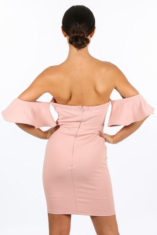 v/969/11886-_Tie_Front_Off_Shoulder_Dress_In_Pink-3__09566.jpg