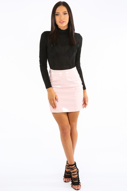s/929/21565-1-_Vinyl_A-line_Mini_Skirt_In_Pink__40929.jpg