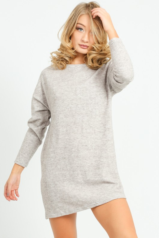 k/147/21832-_Round_Neck_Casual_Fleece_Dress_In_Beige-2__65198.jpg