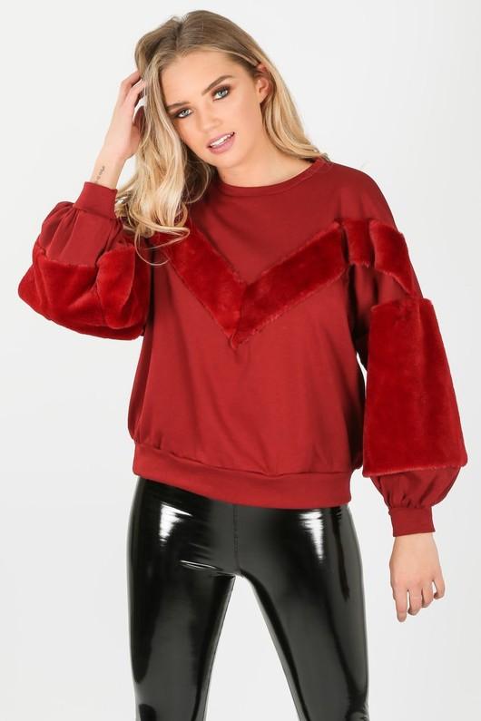 b/539/2206-_Faux_fur_sweatshirt_in_wine-2-min__21530.jpg