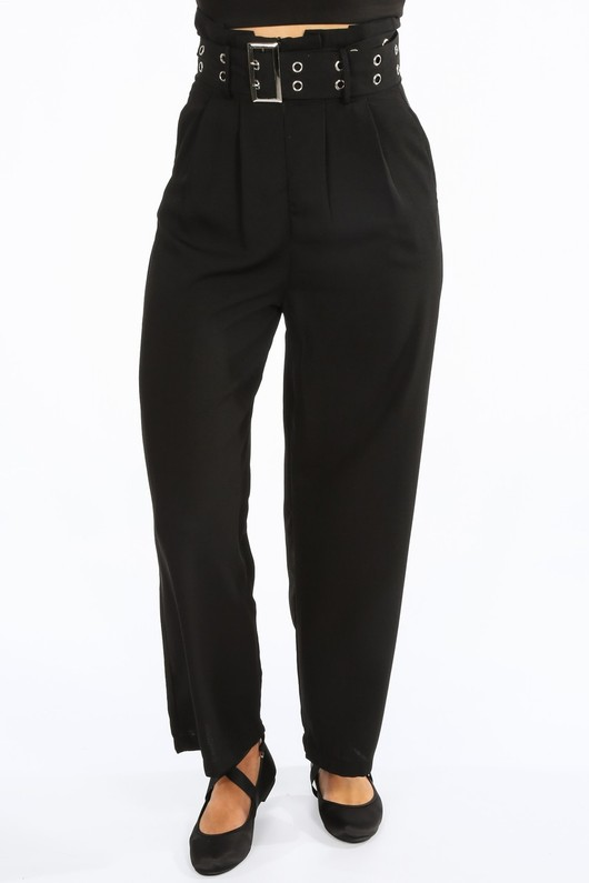 d/001/31683-_Black_Belted_Paper_Bag_Straight_Leg_Trouser-2__93615.jpg