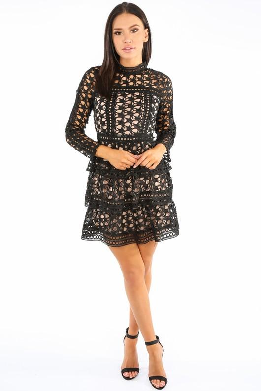 x/925/505323-_Black_Long_Sleeve_Crochet_Contrast_Dress__98126.jpg