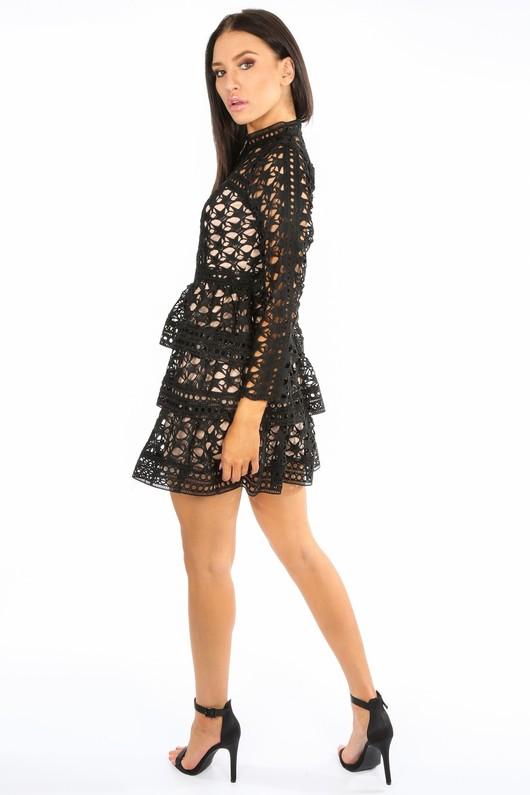 p/461/505323-_Black_Long_Sleeve_Crochet_Contrast_Dress-4__49793.jpg