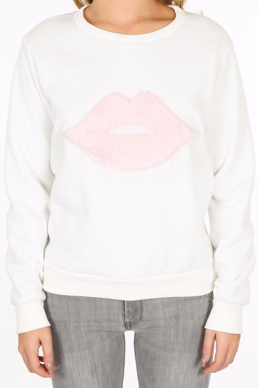 i/067/9232-_Lip_sweatshirt_in_white-3__42374.jpg