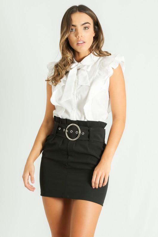 q/379/Belted_Paper_Bag_Mini_Skirt_In_Black-2__76953.jpg