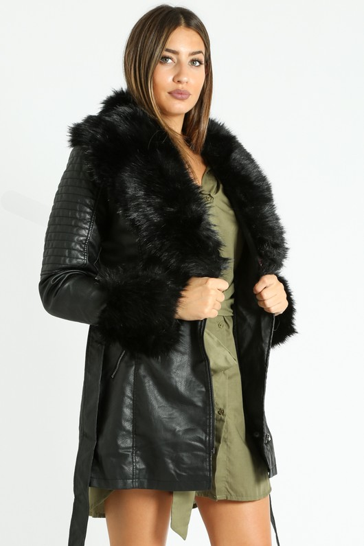 d/235/Black_Faux_Fur_Collar_Belted_Biker_Coat_In_Black-2__01252.jpg