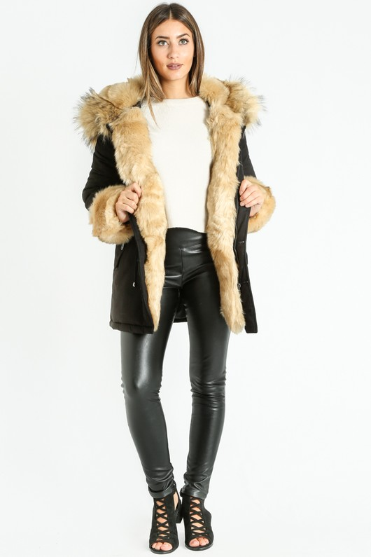 c/703/Black_Padded_Parka_With_Taupe_Faux_Fur__62771.jpg