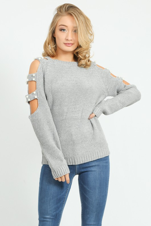 a/923/Cold_Shoulder_Jumper_With_Bead_Embellishment_In_Grey__57346.jpg
