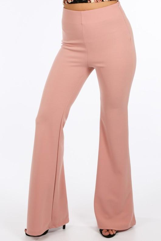 c/342/Edited-_W1629-_Crepe_Flare_Trouser_In_Pink-2__39111.jpg