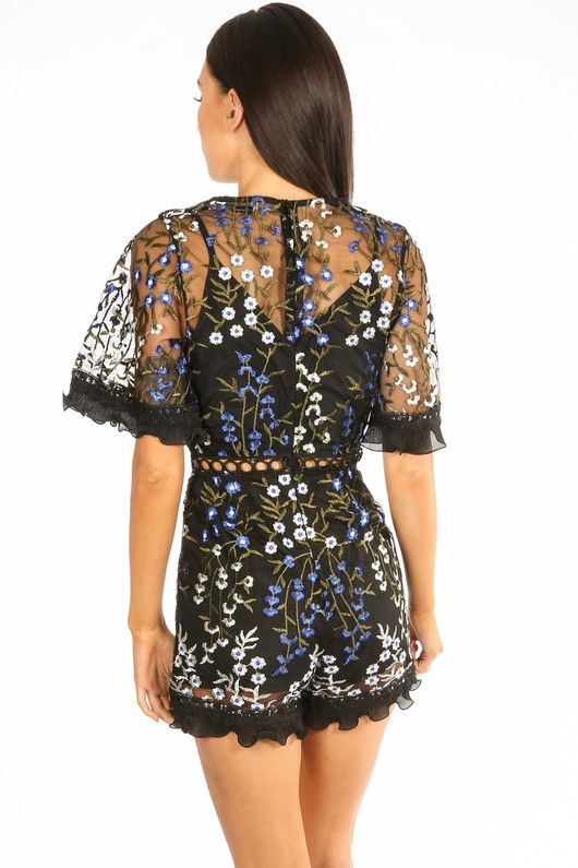 09cf22440b0 u 015 Embroidered Lace Short Sleeve Playsuit In Black-3  78687.jpg