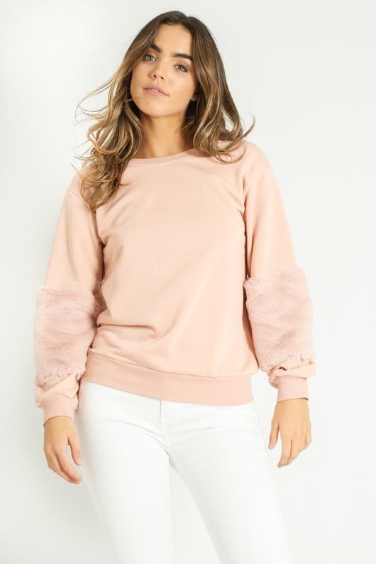 k/396/Faux_Fur_Sweatshirt_in_Pink-2__92621.jpg
