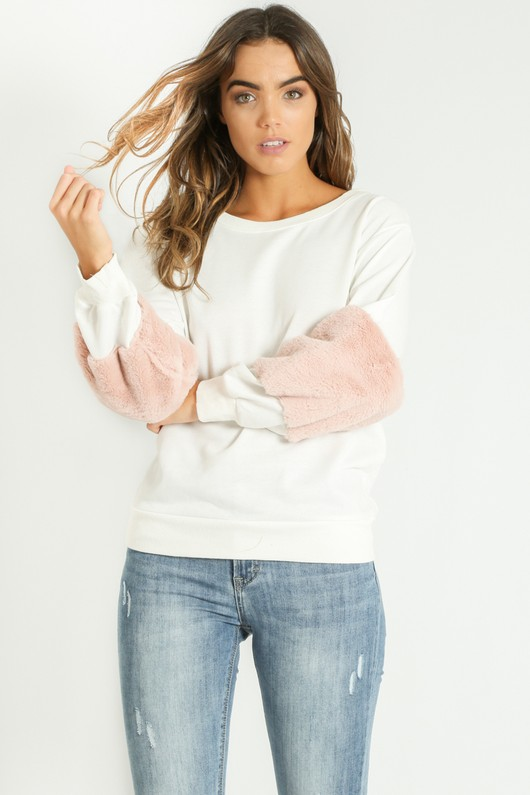 b/697/Faux_Fur_Sweatshirt_in_white-2__98176.jpg