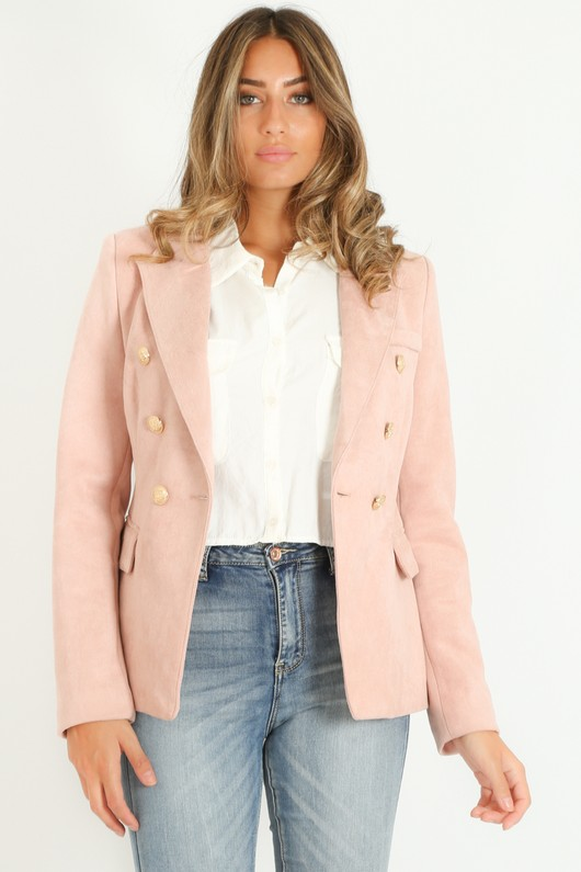 y/989/Faux_Suede_Double_Breasted_Blazer_In_Pink__33235.jpg