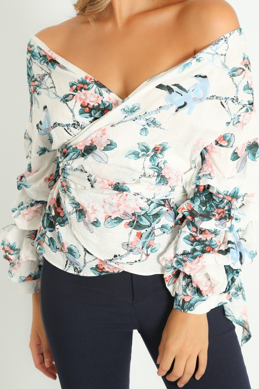 j/650/Floral_Print_Ruffle_Sleeve_Wrap_Over_Blouse_In_Cream-3__67514.jpg