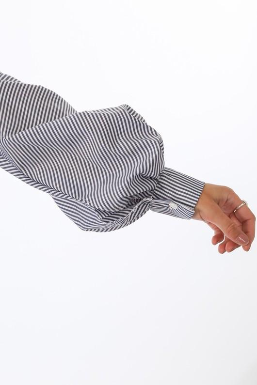 i/148/GCB2458-_Striped_Shirt_With_Puff_Sleeve_Detail_In_Dark_Blue-6__86737.jpg