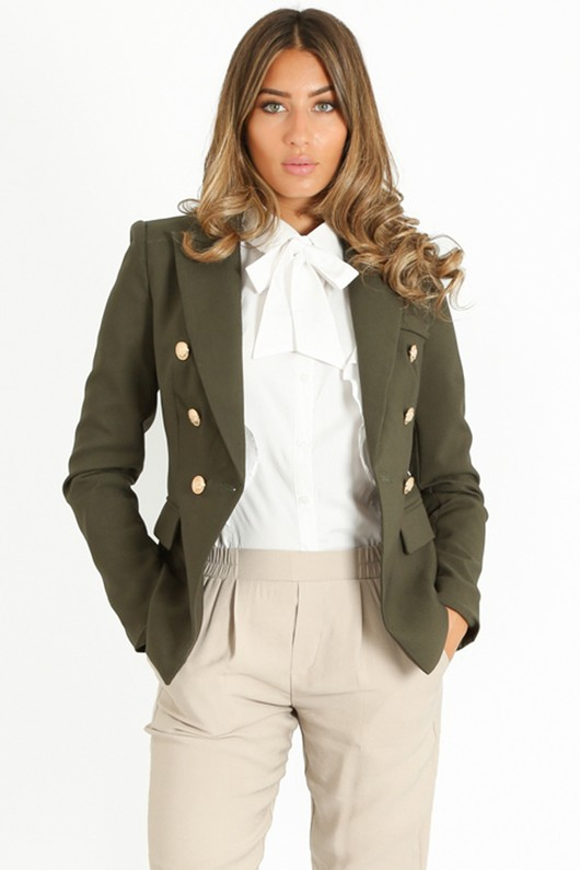 o/531/Green_Double_Breasted_Tailored_Blazer_new__36352.jpg