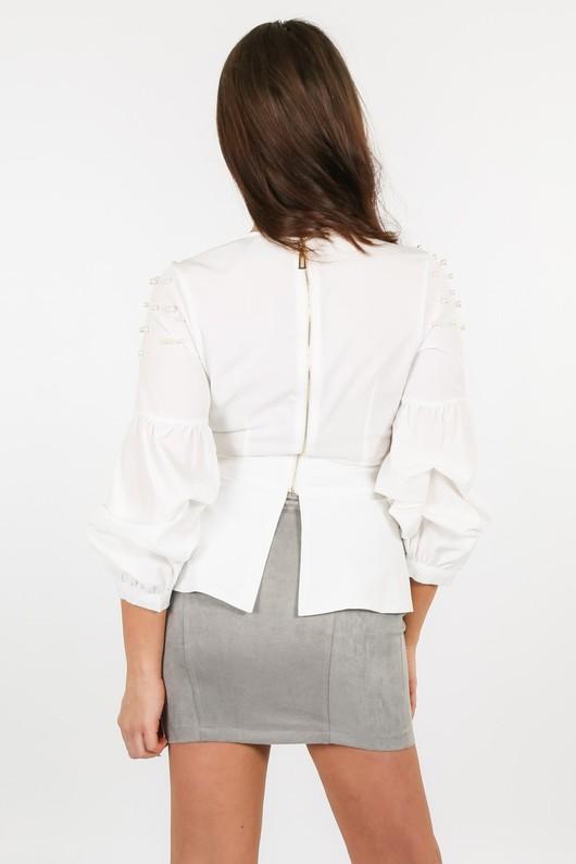 k/415/H118-_White_Pearl_Embellished_Puff_Sleeve_Peplum_Blouse-4__75336.jpg
