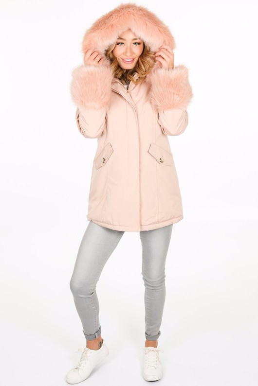 o/584/PK6016-_Fur_cuffed_parka_in_pink-5__42360.jpg