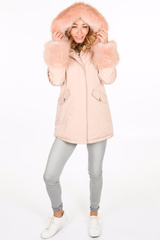 o/584/PK6016-_Fur_cuffed_parka_in_pink-5__42360.jpg