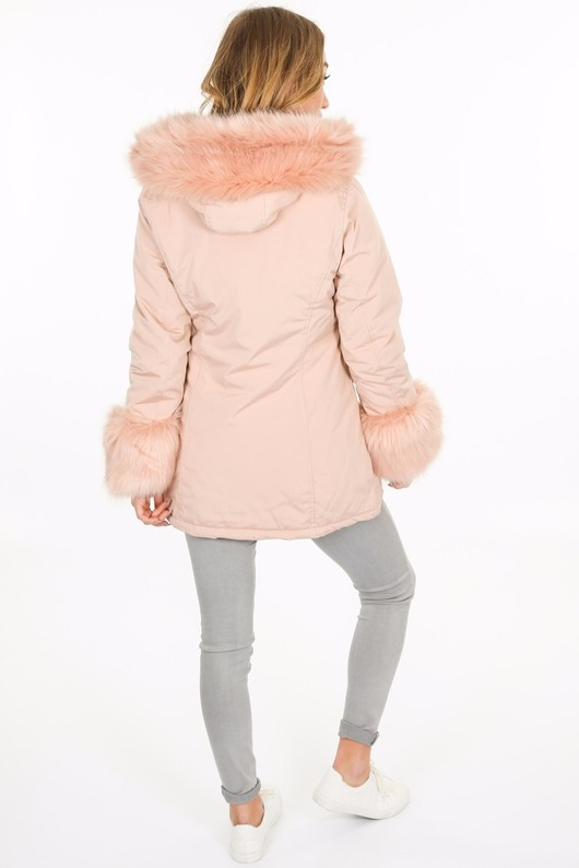 x/044/PK6016-_Fur_cuffed_parka_in_pink-8__88375.jpg