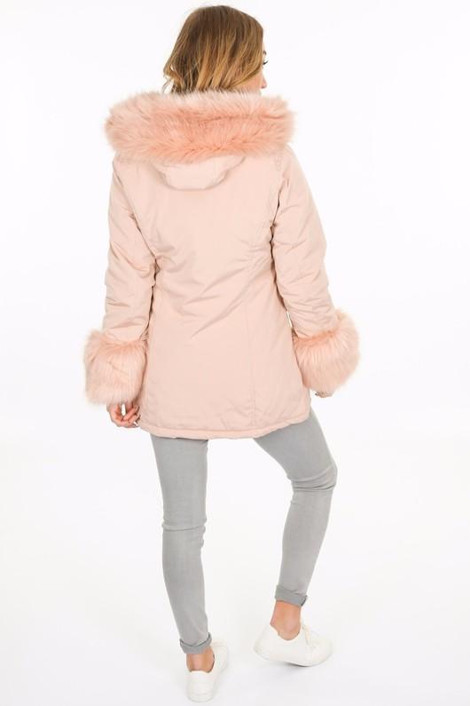 x/044/PK6016-_Fur_cuffed_parka_in_pink-8__88375.jpg