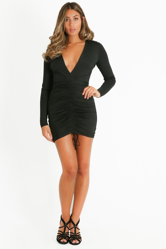 m/225/Plunge_Front_Ruched_Bodycon_Dress_In_Black-4__25801.jpg