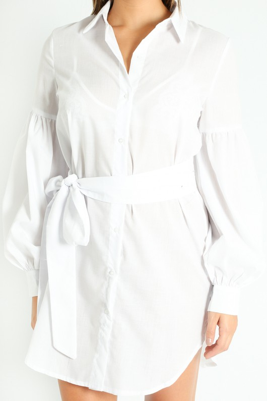 a/251/Puff_Sleeve_Belted_Shirt_Dress_In_White-3__08606.jpg