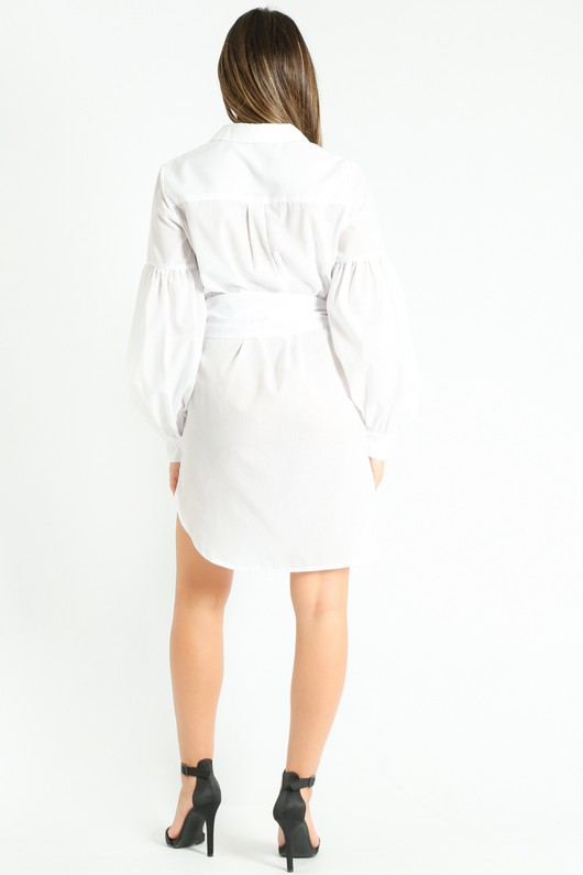 h/774/Puff_Sleeve_Belted_Shirt_Dress_In_White-5__88595.jpg
