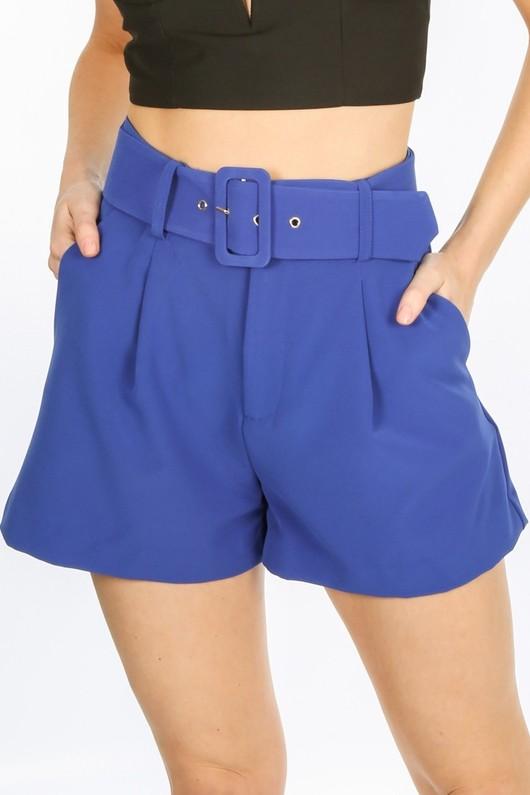 x/854/ST7555-_Cobalt_Blue_Belted_Shorts-3__56696.jpg