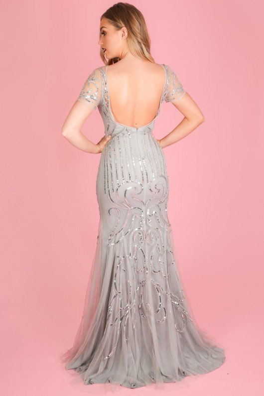 h/450/Short_sleeve_sequin_ebellished_maxi_dress_in_silver-3-min__88349.jpg