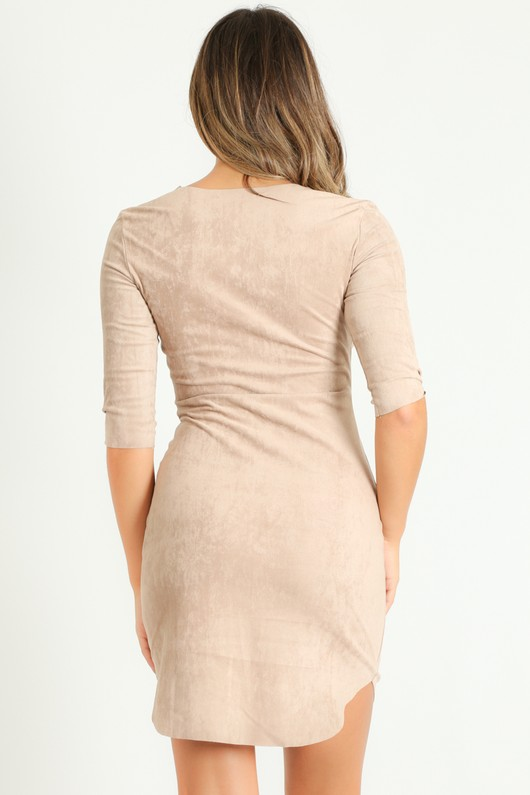 d/097/Taupe_Faux_Suede_Short_Sleeve_Dress__89549.jpg