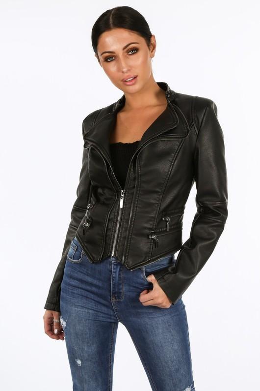 s/977/V1834-_Black_Double_Zip_PU_Biker_Jacket-8__77926.jpg